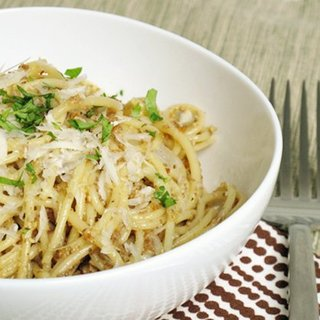 Morel Pasta Recipe