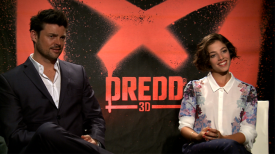 "Olivia Thirlby on Dredd 3D's Appeal to Women: ""The Female Character Is Amazing"""