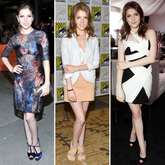 CS got a chance to catch up with Anna Kendrick this week, and she dished all about her personal style and much more. Read their fashion chat now, and then shop the widget to get her look.
