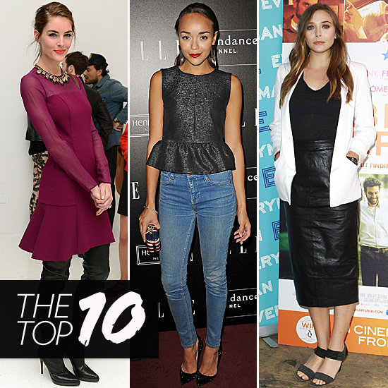 Elizabeth, Hilary, and Ashley Lead This Week's Top 10