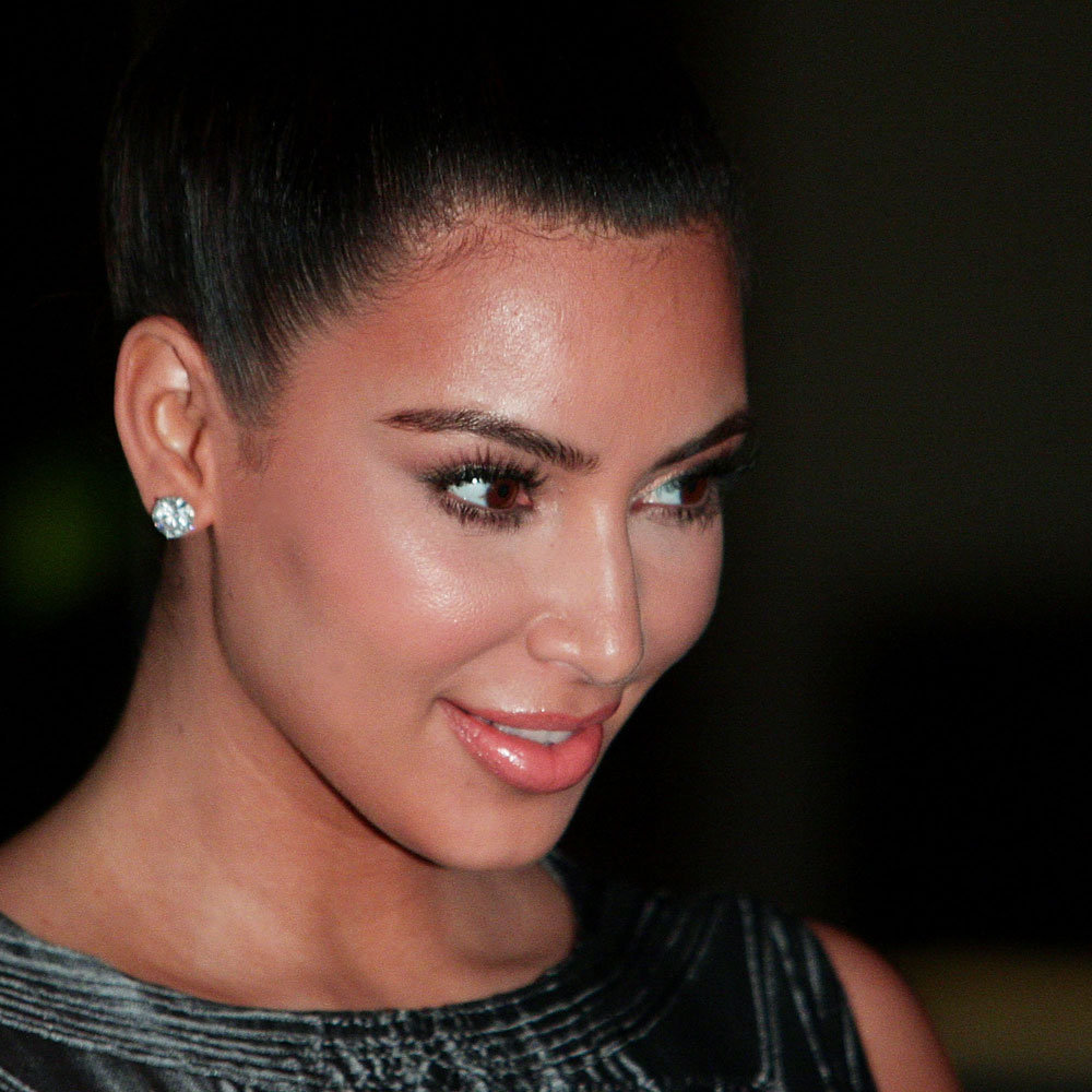 Kim Kardashian's Beauty Looks For Her Trip To Oz