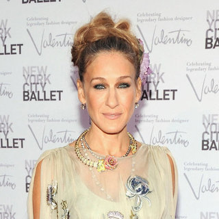 Sarah Jessica Parker, Anna Hathaway and Other Celebrities at the 2012 New York City Ballet Fall Gala