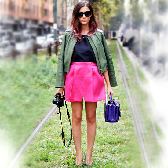 Milan Fashion Week Street Style — Spring 2013 Edition