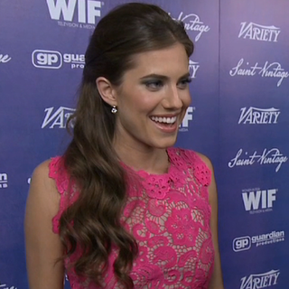 Pre-Emmy Interview with Girls Star Allison Williams (Video)