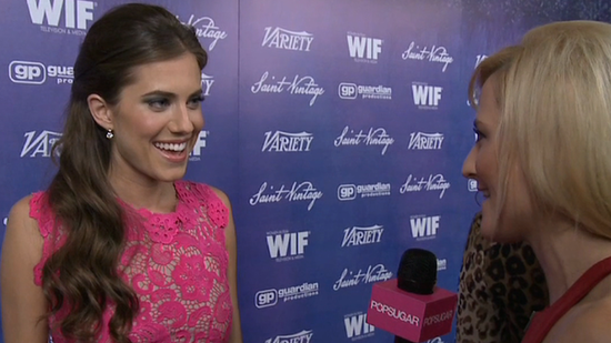 "Girls Star Allison Williams Says Marnie Won't Be ""Asexual"" Next Season"