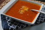 Fresh Tomato Basil Bisque