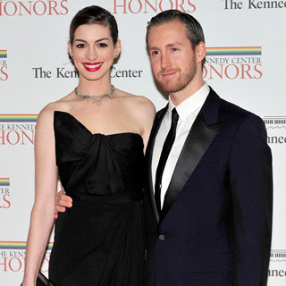Anne Hathaway And Adam Shulman Married