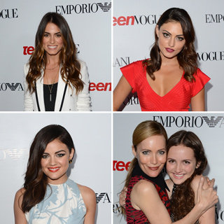 Best Beauty At 2012 Young Hollywood Party: Nikki Reed, Lucy Hale, Phoebe Tonkin, Leslie Mann And More