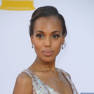 How to Wear a Deep Side Part at the Emmys 2012