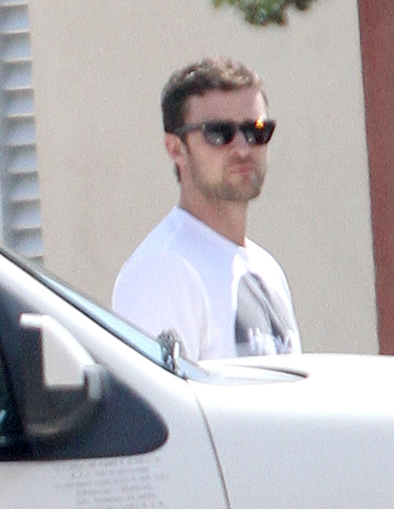Justin Timberlake Wraps Up His Bachelor Party Weekend