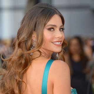 Sofia Vergara Wardrobe Malfunction (Video)