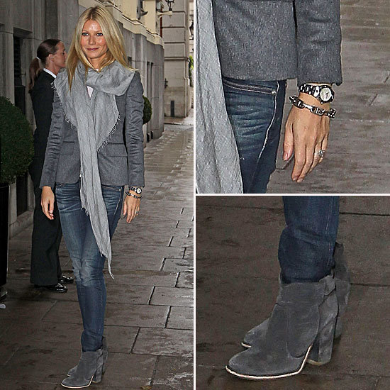 Gwyneth Paltrow Fall Style | September 2012