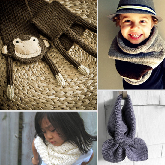 cozy warm this fall with a handmade scarf these scarves are made just Knitted Scarves For Kids