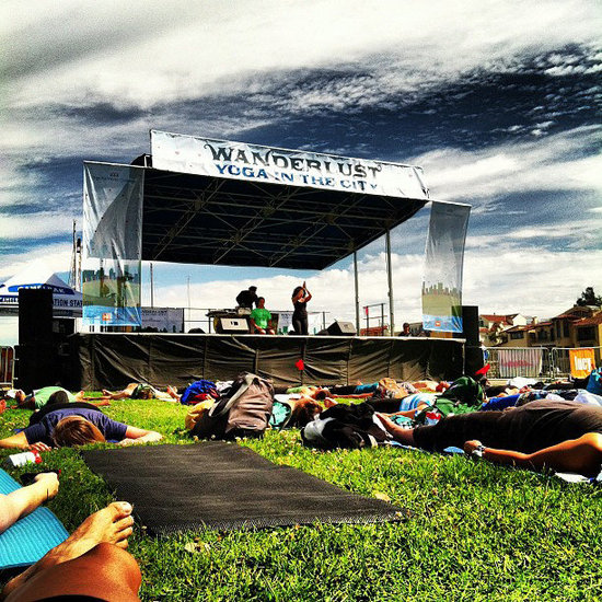 5 Wise Lessons From Wanderlust Yoga in The City