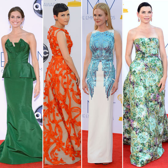 2012 Emmy Awards: Our Best Dressed List