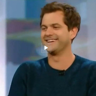 Joshua Jackson on Talking to Katie Holmes (Video)