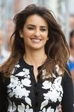 Penelope Cruz was all smiles in Spain.