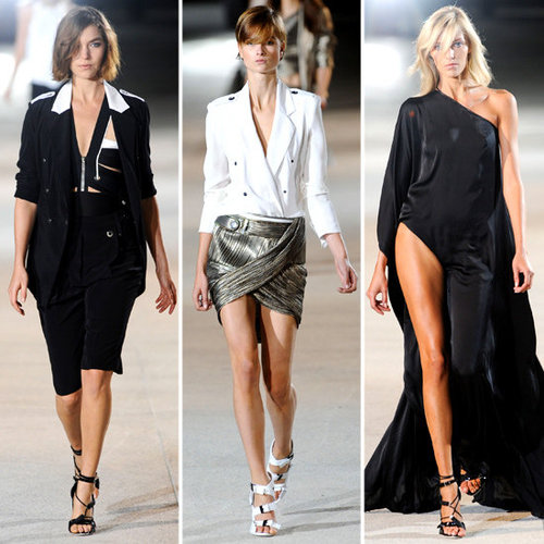 Anthony Vaccarello Spring 2013 | Pictures