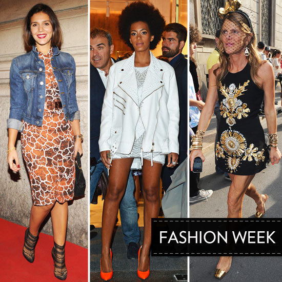 Milan's Style Set Rounds Out the Week Party-Hopping Between Shows
