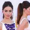 Get the Look: Game of Thrones Star Emilia Clarke&#039;s 2012 Emmy Awards Ponytail