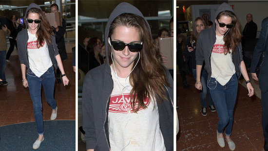 Video: Did Kristen Stewart Move Back In With Robert Pattinson?