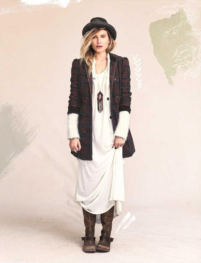 Tap Into Free People's Bohemian Paris, With Help From Lou and Dree