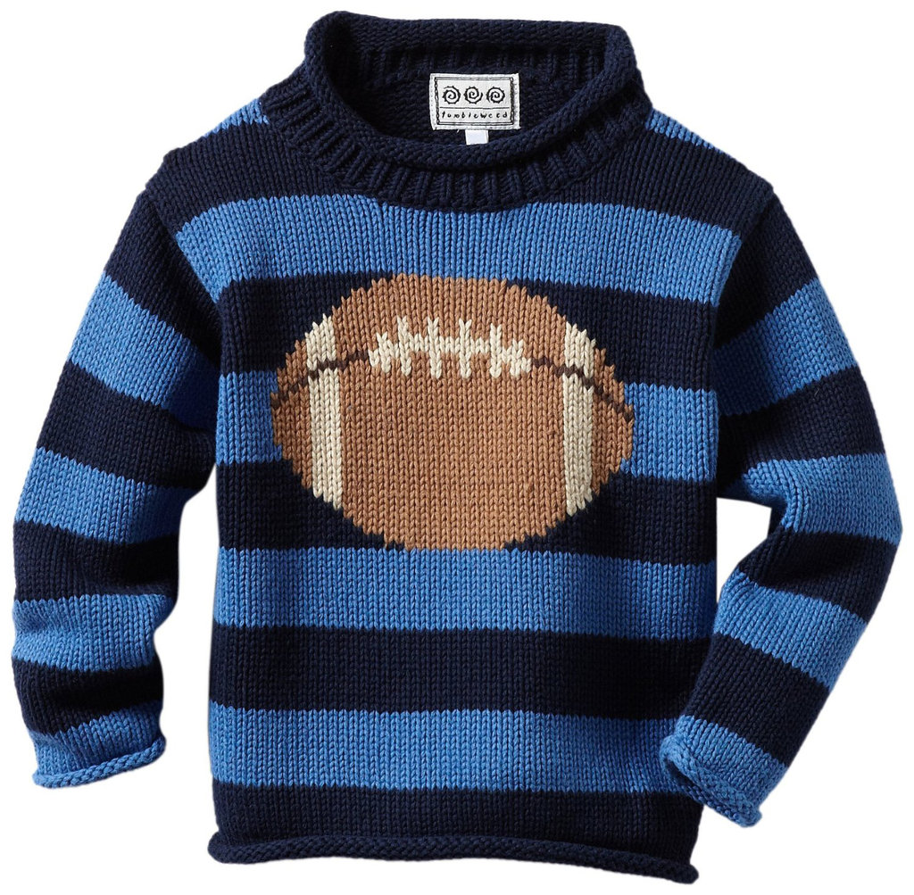 Tumbleweed Football Sweater
