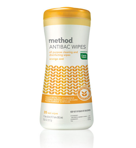 Method Antibac Wipes