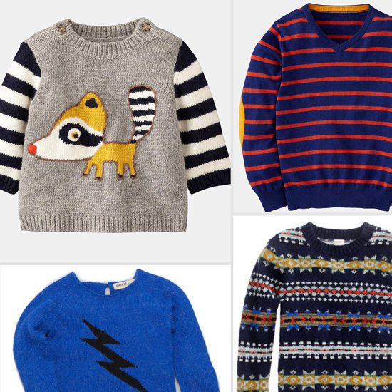 12 Cozy, Cool Pullovers For Boys of All Ages