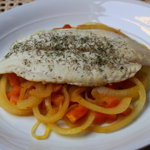 Good Recipe, Fad Diet: Dijon Fish Fillets