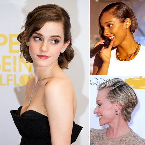 How to Dress Up Your Short Hair