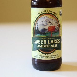 Deschutes Brewery Green Lakes Organic Amber Ale Review