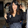 Salma Hayek at Balenciaga&#039;s Spring 2013 Show | Pictures