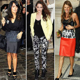Kristen Stewart, Anna Dello Russo And More At Paris Fashion Week
