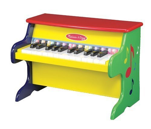 Melissa &amp; Doug Learn-to-Play Piano