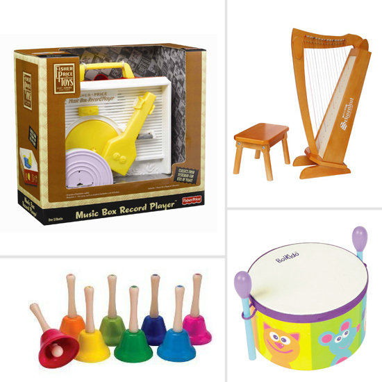 Cool Musical Toys and Instruments For Budding Rock Stars