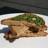 Cilantro and Pepita Pesto