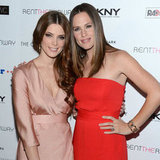 Jennifer Garner, Olivia Wilde And Ashley Greene At Butter Premiere