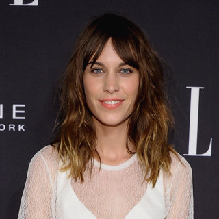 How To Get Alexa Chung's Choppy Hair and Fringe
