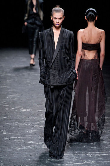 Haider Ackermann Spring 2013