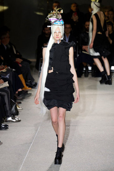 Comme de Garcons Spring 2013