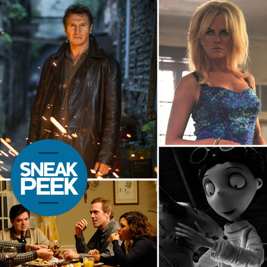 Movie Sneak Peek: Taken 2, The Paperboy, Butter, The Oranges, Frankenweenie