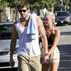 Miley Cyrus Holds Hands With Liam Hemsworth in LA