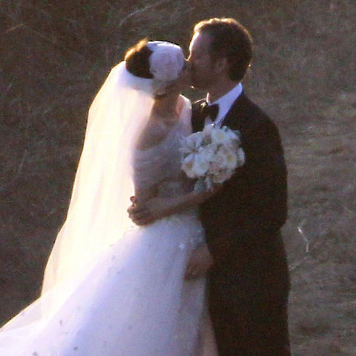 Anne Hathaway Wedding Pictures