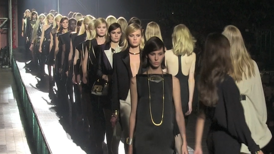 Lanvin Spring '13 Is the Definition of Parisian Chic