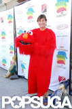 In LA, Jerry O'Connell dressed up as Elmo in 2006.