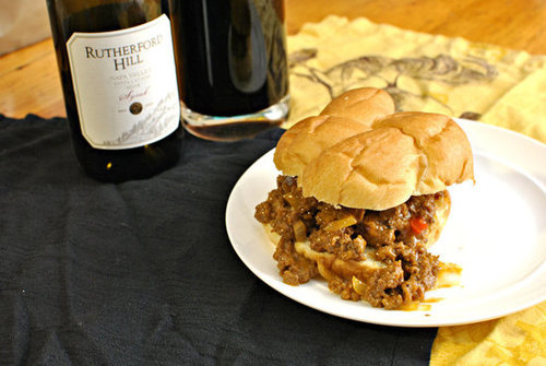 Bison Sloppy Joes