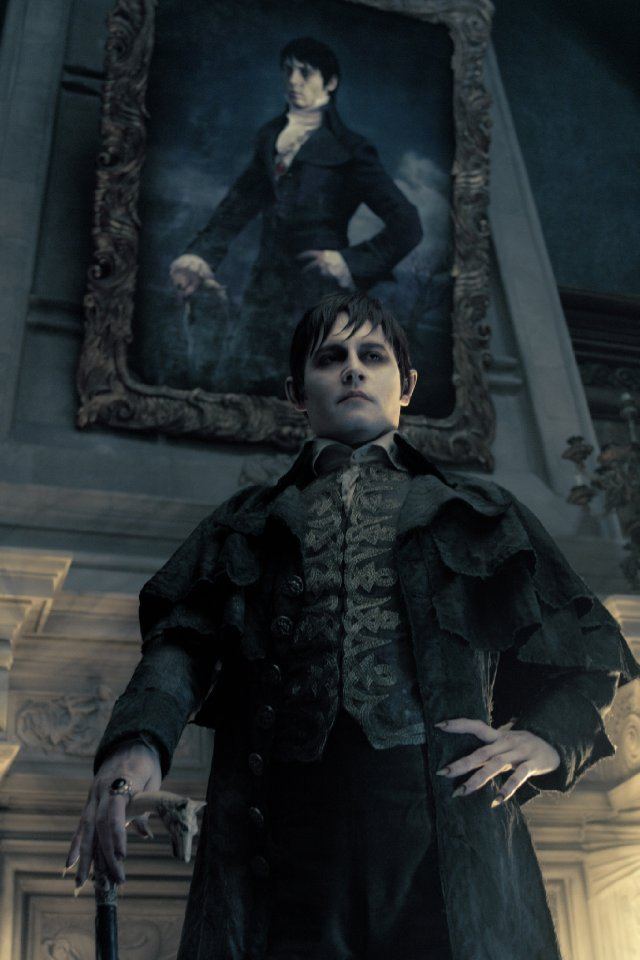 Barnabus From Dark Shadows