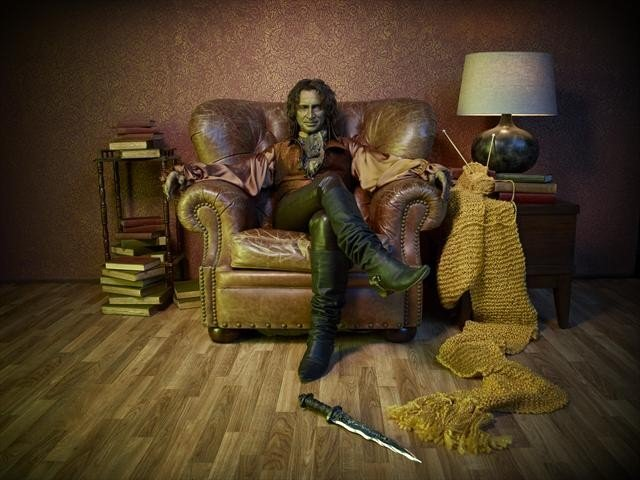 Mr. Gold / Rumpelstiltskin