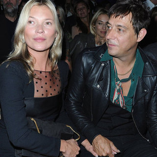 Kate Moss and Jamie Hince at Saint Laurent | Pictures